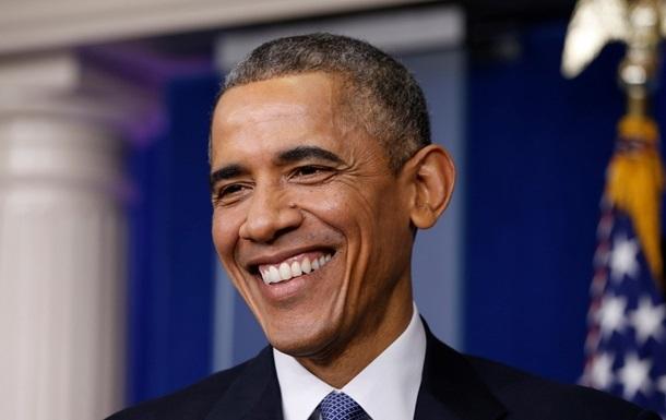 Обама розповів про свою любов до бубликів з маком