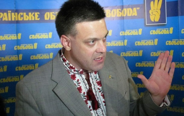 Милиция допросит Тягнибока из-за столкновений под Радой