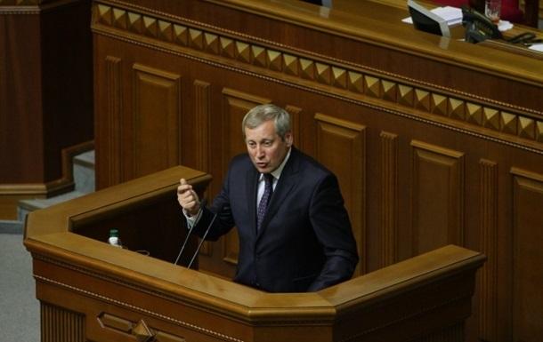 Вице-премьер Вощевский подал в отставку