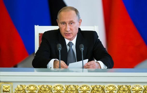 Путін запропонував відмовитися від долара в СНД