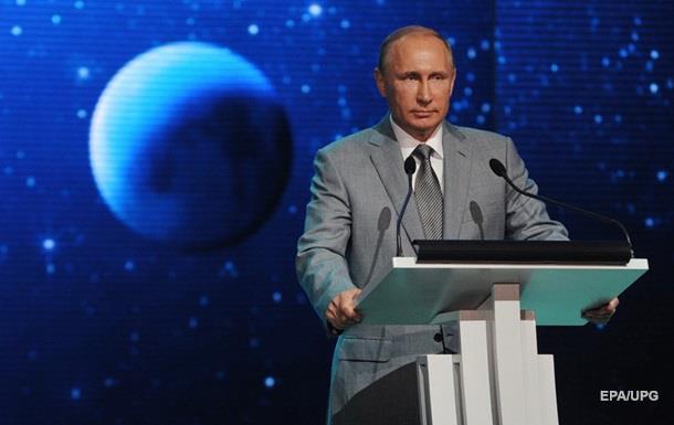 Путин объяснил школьнику, почему падает рубль