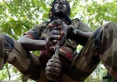 Выковать свою Африку