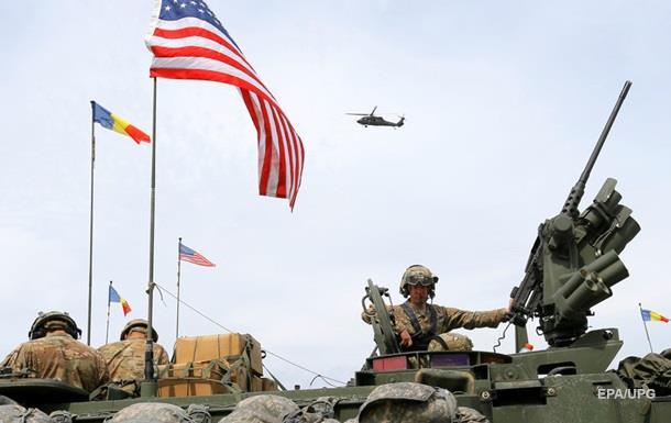 НАТО открывает шесть штабов в странах Восточной Европы