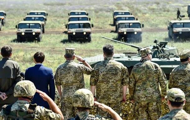 В Генштабе рассказали, как укрепилась армия за год
