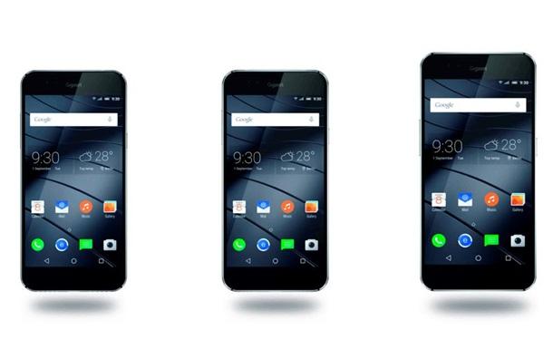 Siemens показала на IFA 2015 новые флагманские смартфоны