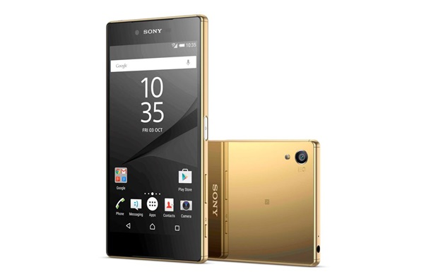 IFA 2015: Sony представила первый в мире смартфон с 4k-дисплеем