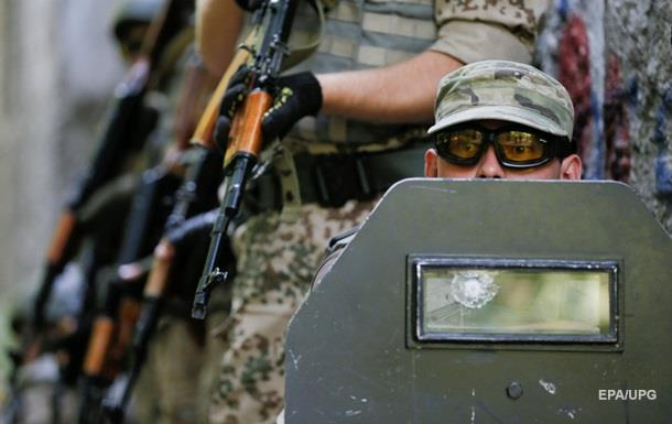 Обстановка на Луганском направлении обострилась – штаб АТО