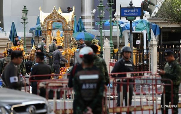 В Таиланде арестовали третьего подозреваемого по делу о взрыве