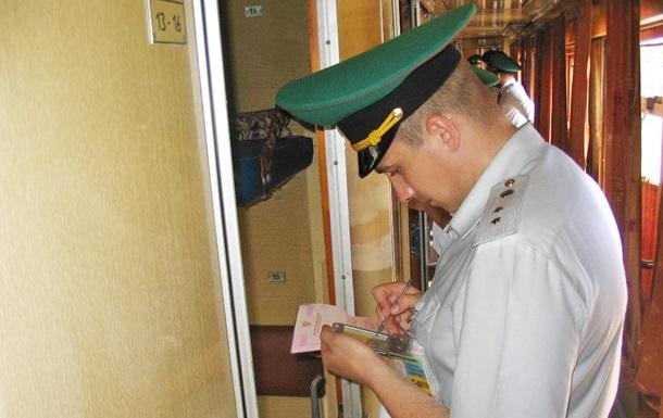 Украинец вез в поезде Москва-Львов 245 литров спирта