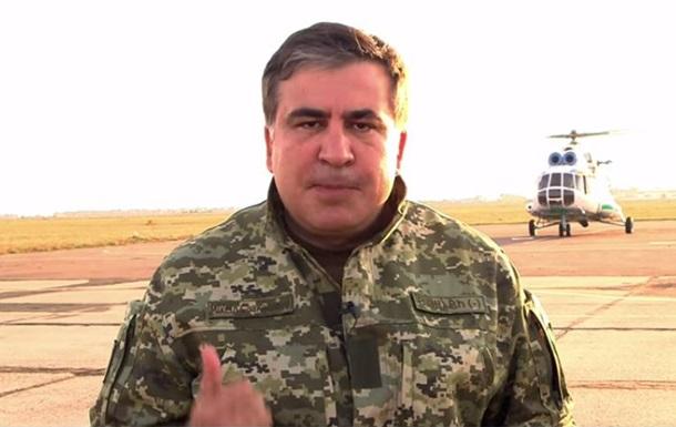 Саакашвили ответил на обвинения Яценюка