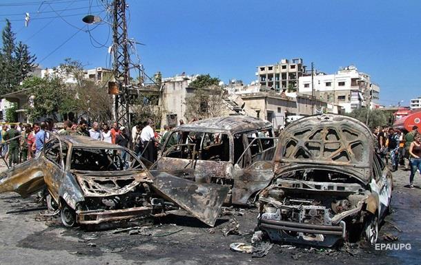 Теракт в Сирии унес жизни 26 человек