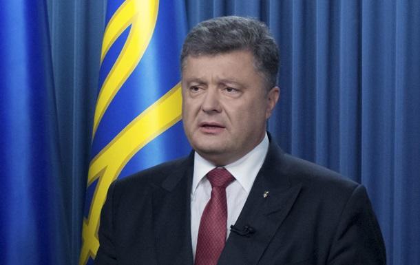 Порошенко: Украину в НАТО пока не ждут