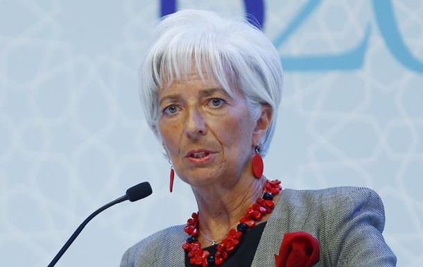 Глава МВФ назвала главный вызов мировой экономики