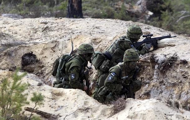 США и Эстония начали военные учения у российских границ