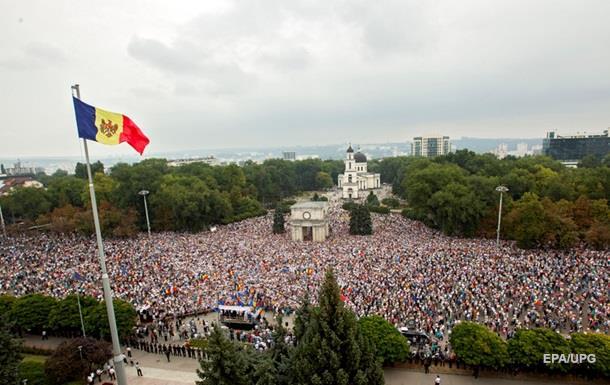 Протесты в Молдове: до победного конца?