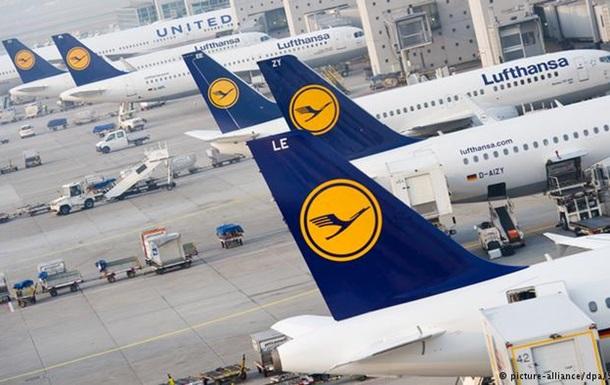 Пилоты Lufthansa вновь объявили забастовку