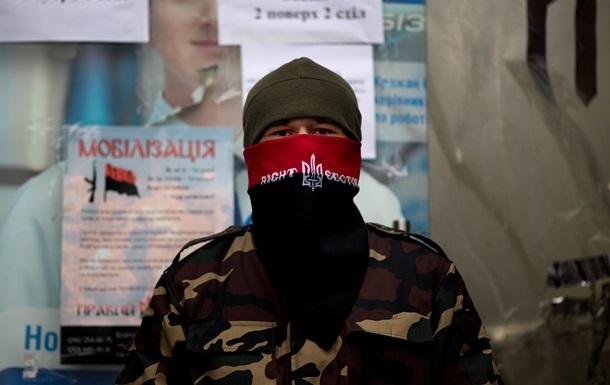 Россиянину дали семь лет за  вербовку в Правый сектор