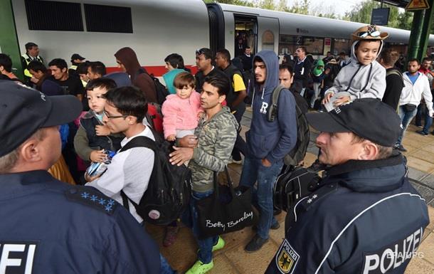Отношение к беженцам изменило имидж Германии