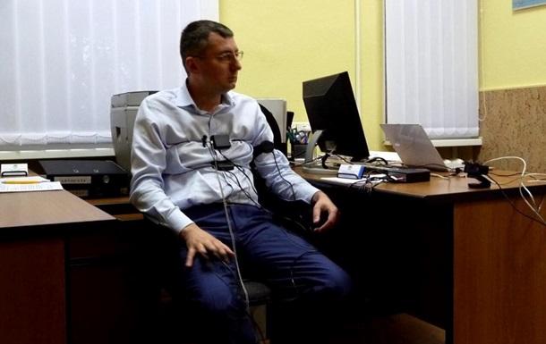 Уволенный глава таможни рассказал, как прошел проверку на  детекторе лжи