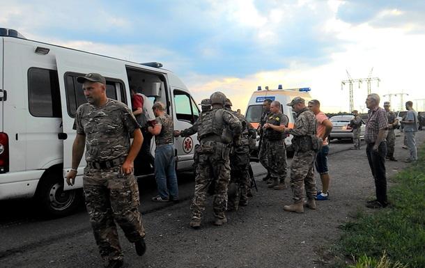 Стали известны имена военных, которых обменяют на сепаратистов