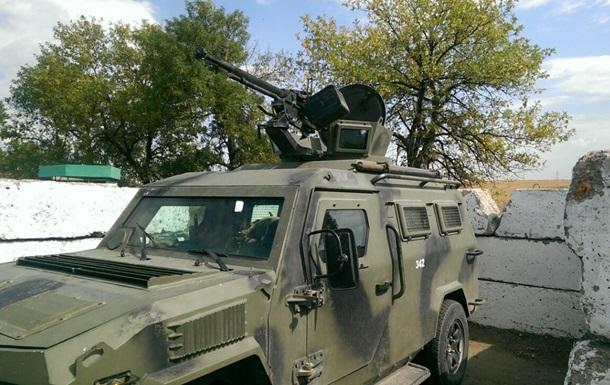 Пограничники рассказали о минометном обстреле в АТО