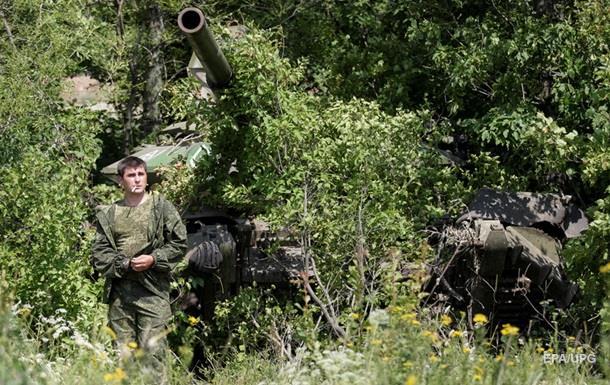 ОБСЕ заявляет о перемещениях военной техники в Донецкой области