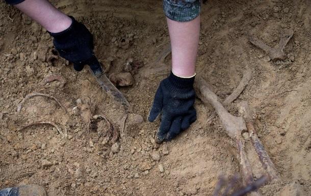 В Иране обнаружен скелет человека, жившего 5800 лет назад