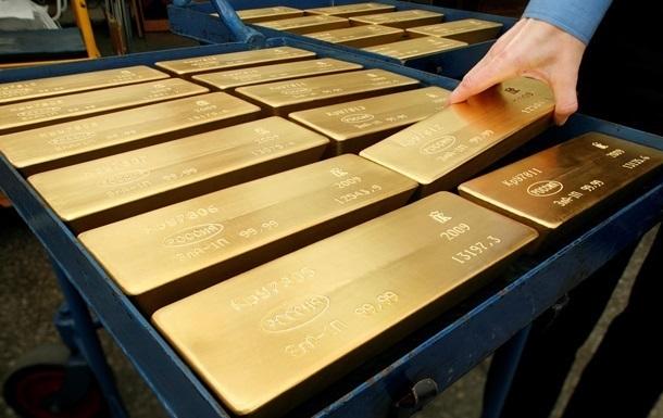 В Нацбанке рассказали, сколько накопили золота