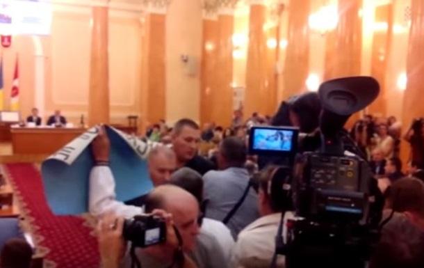 В Одессе не стали голосовать за признание РФ агрессором