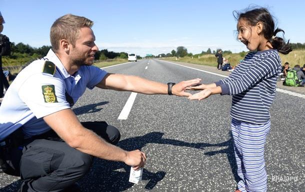 Дания не будет мешать проникновению мигрантов в Швецию