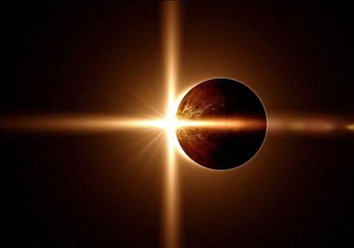 ЗАТМЕНИЕ Солнца 13 сентября! ЧАСТЬ 1-ая