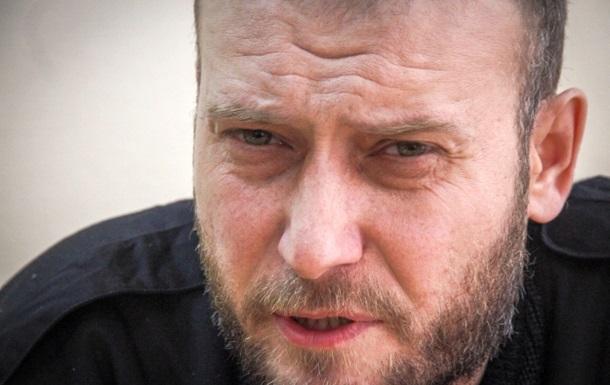 Яроша в Днепропетровске положили на операцию