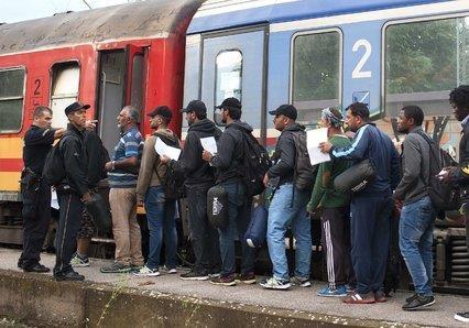 Проблема беженцев в ЕС: долгосрочные последствия нового вызова