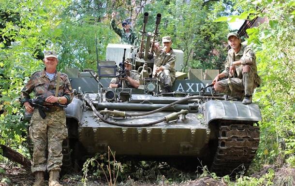 В полку Донбасс пообещали дать отпор  ордам Халифата  в Европе