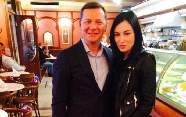 Певица Анастасия Приходько присоединилась к партии Ляшко