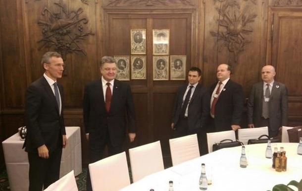 СМИ узнали дату заседания Совбеза Украины с участием генсека НАТО