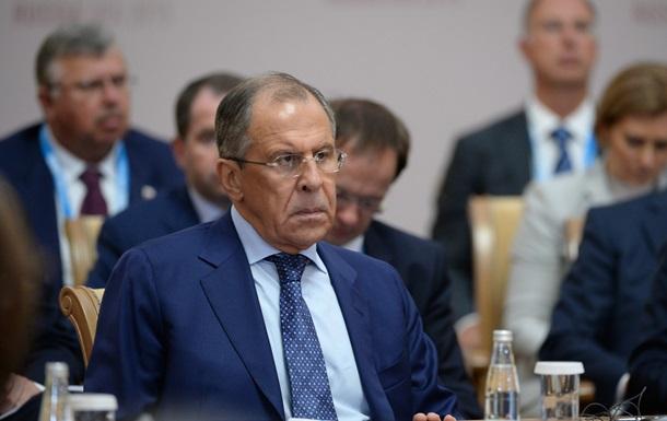 Проект соглашения об отводе вооружений готов на 90 процентов - Лавров