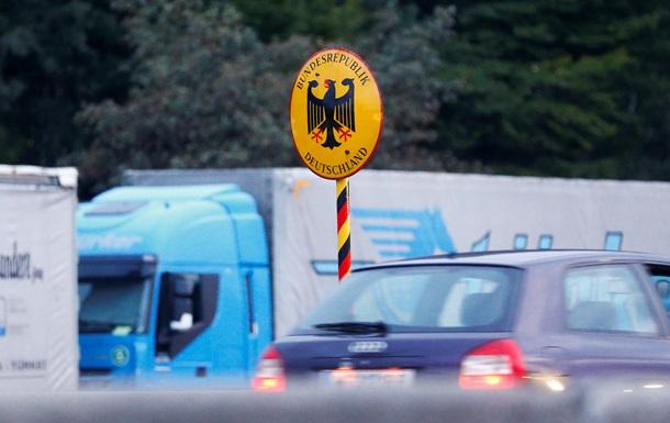 Проверки паспортов начались на германо-австрийской границе