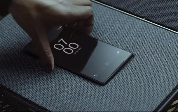 Sony показала новый смартфон для Джеймса Бонда