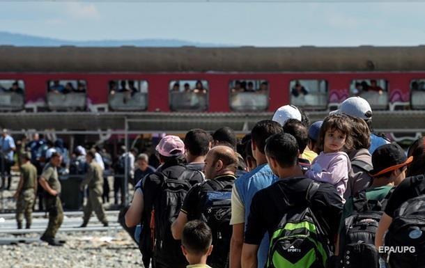 Страны Шенгенской зоны усиливают погранконтроль из-за мигрантов