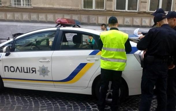 Полиция Львова задержала пьяного начальника районного ГАИ