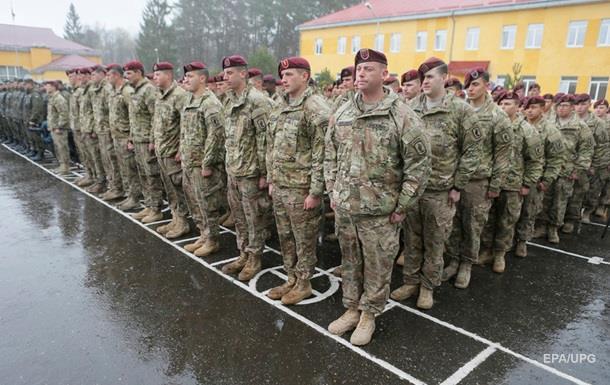 Во Львове начался заключительный этап украинско-американских учений