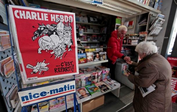 Редакция Charlie Hebdo пояснила смысл карикатур на утонувшего мальчика
