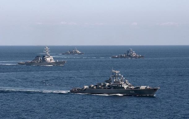 Литва зафиксировала около своей границы военные корабли РФ