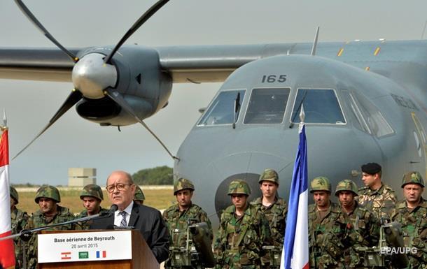 Франция будет наносить авиаудары по ИГ в Сирии