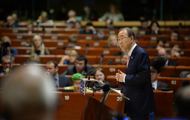 Місія нездійсненна. ООН не може вплинути на глобальні проблеми