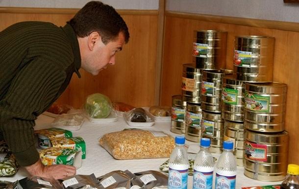 Украина ответит на продуктовое эмбарго РФ – Яценюк