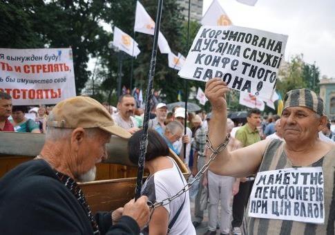 Повышение соцвыплат на 13-18% – это издевательство над украинцами