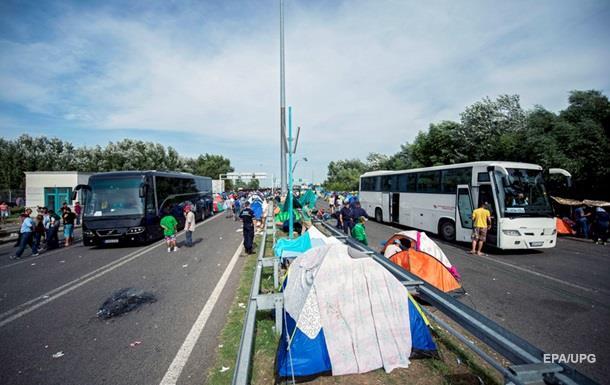 Нелегальные мигранты в Европе: ЕС на грани раскола?