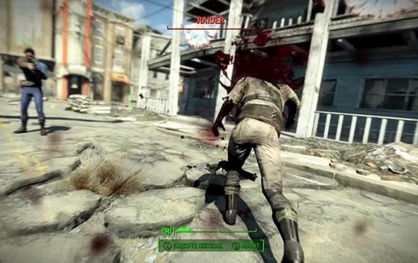 Новый трейлер Fallout 4 учит воровать у детей